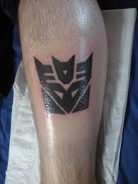 dinobot transformers logo tattoos pictures to pin on pinterest