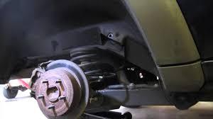 jeep liberty shocks jeep liberty rear shocks install