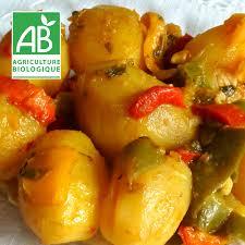 cuisiner pomme de terre grenaille pomme de terre grenaille bio mabiodomus