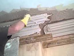 Victorian Cornice Profiles Running Cornice In Situ Tutorial Plastering Youtube