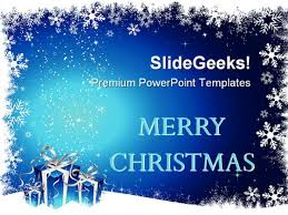 holiday powerpoint templates free download christmas gifts