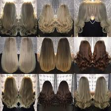Expensive Hair Extensions by Micro Ring Nano Ring Hair Extensions From 150 In