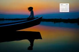 exploring march desktop wallpapers challenge and the free march 2018 calendar wallpaper inle lake myanmar