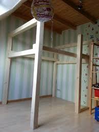hochbett balken für die treppe hochbett kinderzimmer - Bauanleitung Fã R Treppen