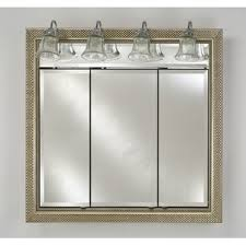 Bathroom Cabinet Mirror Light Top Lighting Medicine Cabinets You Ll Wayfair
