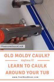 best 25 caulking tub ideas on pinterest clean shower grout