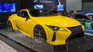 lexus lc 500 turbo customized lexus lc 500 sema 2016 photo gallery autoblog