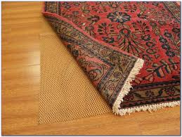 Rug Pad For Laminate Floor Non Slip Rug Pads For Laminate Floors Rugs Home Design Ideas