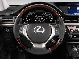 lexus steering wheel image 2014 lexus es 350 4 door sedan steering wheel size 1024 x