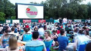 Outdoor Cinema Botanical Gardens Moonlight Cinema Adelaide