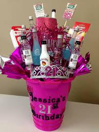 Ice Cream Gift Basket 21st Birthday Gift Baskets 4 Best Birthday Resource Gallery