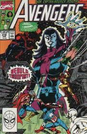 nebula comics