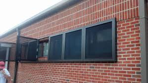 Custom Awning Windows Security Screens U0026 Security Shutters Innovative Openings