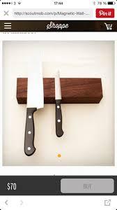 Magnet For Kitchen Knives Best 25 Magnetic Knife Strip Ideas On Pinterest Magnetic Knife