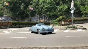 porsche 356 replica porsche 356 speedster replica in italy youtube