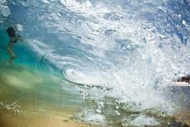 Frozen Waves Crash Into Me Underwater Wave Photos Turn A Fluke Into Eye Candy