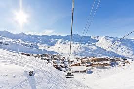 val thorens ski holidays ski apartments france ski collection