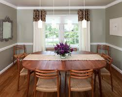 simple dining rooms stunning simple dining table decor modern