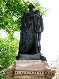 Statue of Benjamin Disraeli, Parliament Square