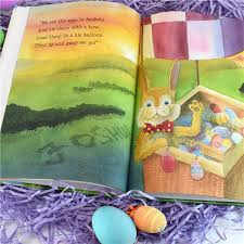 the story of the easter bunny personalised book the easter bunny story a great easter gift