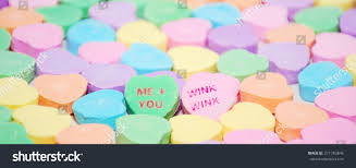 s day candy hearts colorful valentines day candy hearts stock photo 371783845