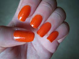 beautometry revlon siren revlon orange fizz scented nail polish