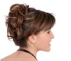 Hochsteckfrisurenen Mittellange Haar Mit Locken by Hochsteckfrisur Mittellanges Haar Hochsteckfrisur Mittellanges