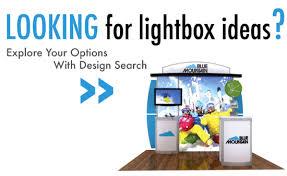 10 x 10 xvline backlit trade show displays indydisplays
