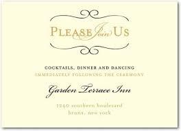 wedding reception card wedding reception card wording search wedding reception