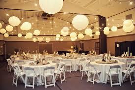 lds reception cultural hall ceiling wedding reception decoration