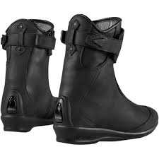 womens leather motorcycle riding boots icon 1000 women u0027s eastside waterproof boots jafrum