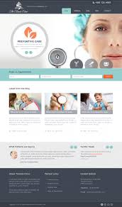 Design Home Page Online The Toronto Clinic Website Design Web Design Health