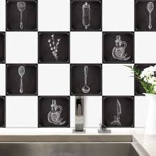 autocollant pour carrelage cuisine stickers cuisine carrelage gallery of stickers cuisine with