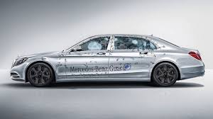 mercedes maybach 2016 armored mercedes maybach s600 guard ballistic protection to vr10 level