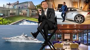 leonardo dicaprio u0027s net worth biography house cars