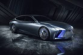 lexus australia lexus is building an automated car with artificial intelligence