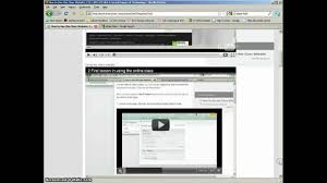 online class website byuh online using your online class