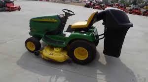 john deere lt190 lawn tractor john deere lt series lawn tractors