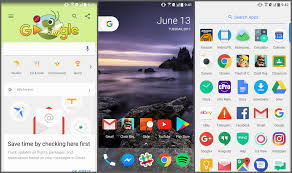 root debug apk modified pixel launcher apk enables the now pane and other