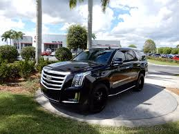 2016 used cadillac escalade 2wd 4dr standard at royal palm mazda
