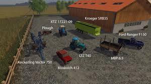 Ford Ranger Truck Mods - big mods pack v2 for fs 2015 farming simulator 2017 2015 15