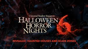 2017 halloween horror nights map halloween horror nights 6 revealed dejiki com