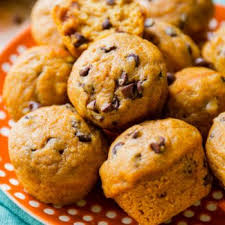 Toaster Muffins Single Serving Healthier Chocolate Chip Muffin Sallys Baking