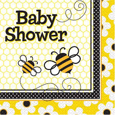 bumblebee baby shower busy bees party supplies walmart