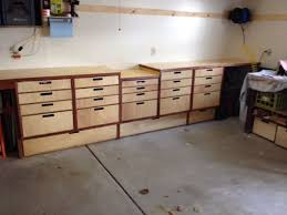 how to build plywood garage cabinets incredible stunning idea plywood garage cabinet plans finding great
