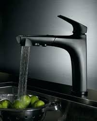 Kitchen Faucets Black Black Kitchen Faucets Electricnest Info