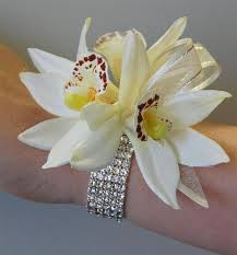 silk corsages corsages for weddings