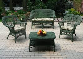 Outdoor Material For Patio Furniture Traditional Style Outdoor With Wicker Patio Furniture And Resin