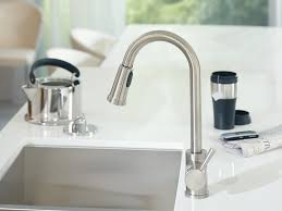 luxurious moen single handle kitchen faucet design ideas and decor