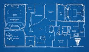 Floor Plan Source by The Cutting Room Recording Studios New York City Manhattan